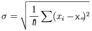 standard-deviation-formula