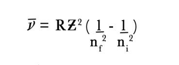 rydberg-formula