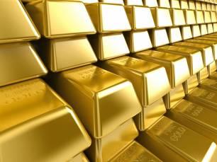 Gold Blocks.